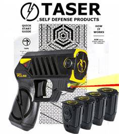 Taser Pulse Bundled Package